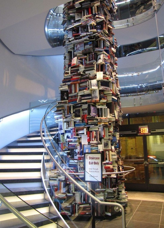 Tower Of Abraham Lincoln Books.