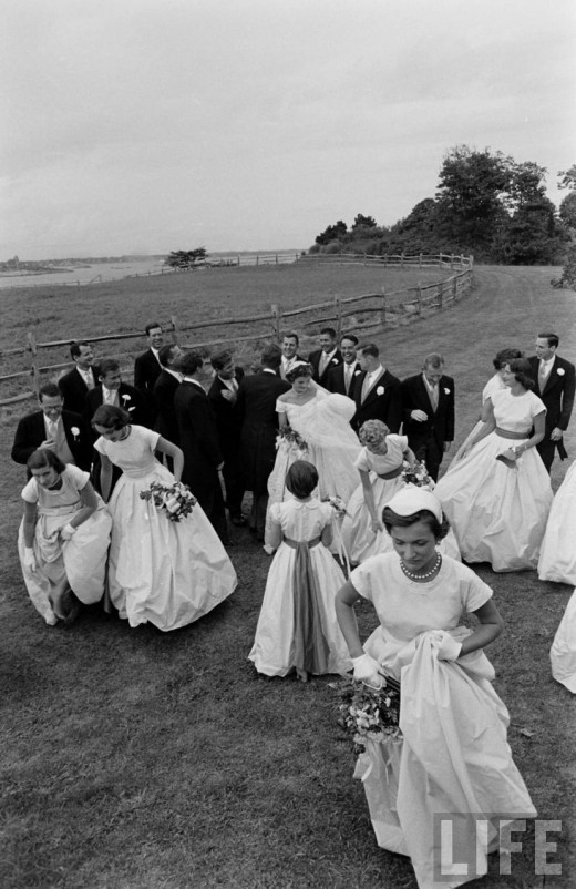 Kennedy Wedding. IV