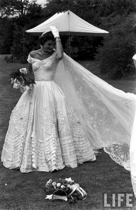 Jacqueline Kennedy. II