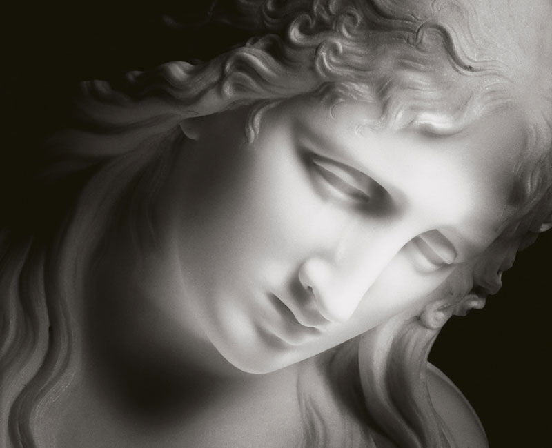 Mary Magdalene 1809 by Antonio Canova