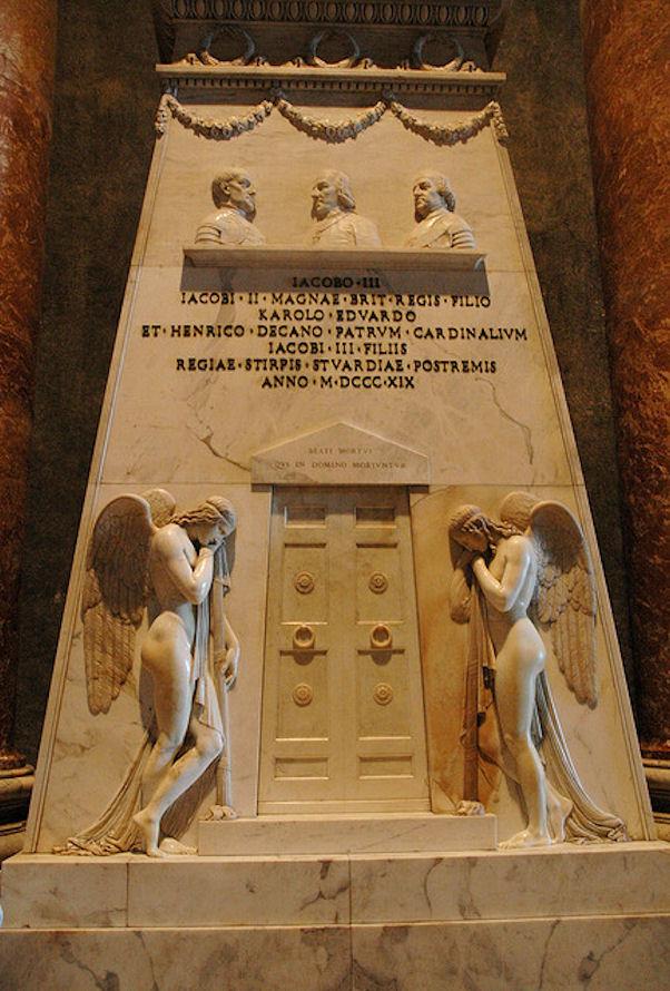 Antonio Canova Monument